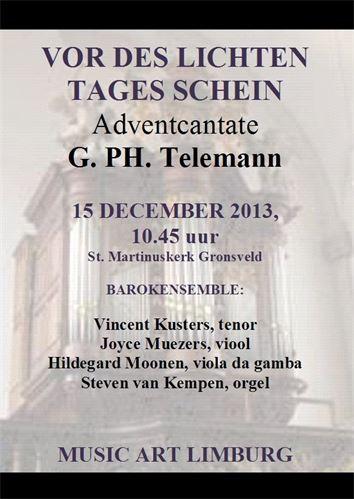 2013-12-15 Vor des Lichten Tages Schein